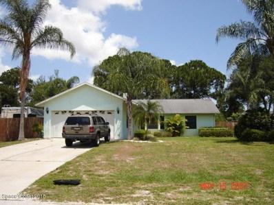 6399 Alleghany Avenue, Cocoa, FL 32927 - MLS#: 815376