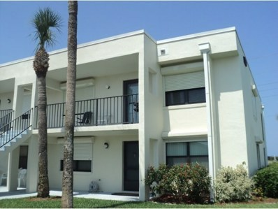 1850 Atlantic Street UNIT 114, Melbourne Beach, FL 32951 - MLS#: 815386