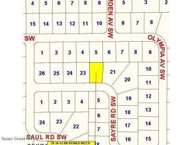 469 Sayre Road, Palm Bay, FL 32908 - MLS#: 815408