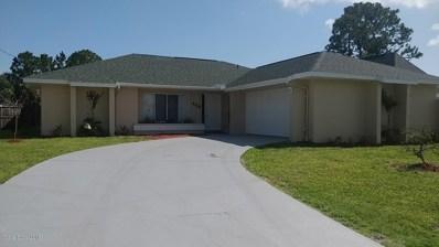 489 Crystal Mist Road, Palm Bay, FL 32907 - MLS#: 815427