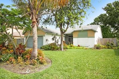 1679 Clover Circle, Melbourne, FL 32935 - MLS#: 815445