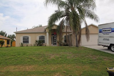 471 Hancock Street, Palm Bay, FL 32908 - MLS#: 815465