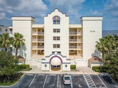 7048 Sevilla Court UNIT 502, Cape Canaveral, FL 32920 - MLS#: 815493