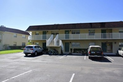 181 Cape Shores Circle UNIT 4b, Cape Canaveral, FL 32920 - MLS#: 815550