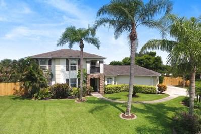 1140 Dusk View Drive, Merritt Island, FL 32952 - MLS#: 815557