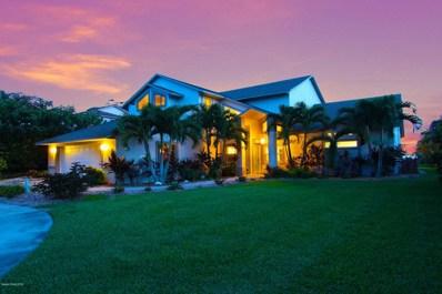 5870 Riverside Drive, Melbourne Beach, FL 32951 - MLS#: 815560