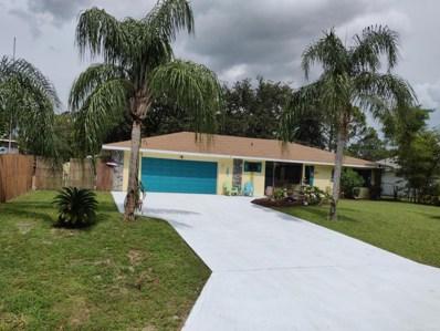 1551 Olympia Avenue, Palm Bay, FL 32908 - MLS#: 815590