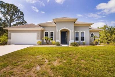 990 SE Westunder Street, Palm Bay, FL 32909 - MLS#: 815606