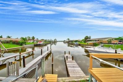 940 New Hampton Way, Merritt Island, FL 32953 - MLS#: 815637