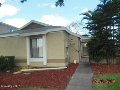 1441 Sheafe Avenue UNIT 105, Palm Bay, FL 32905 - MLS#: 815649