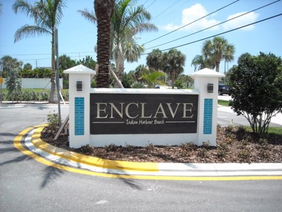 135 Enclave Avenue, Indian Harbour Beach, FL 32937 - MLS#: 815681