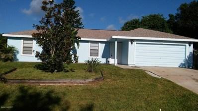 580 Higgs Avenue, Palm Bay, FL 32907 - MLS#: 815693