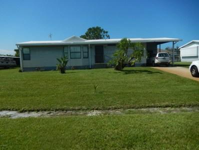 3836 13th Street, Micco, FL 32976 - MLS#: 815709