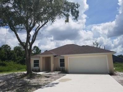 541 Borraclough Avenue, Palm Bay, FL 32907 - MLS#: 815777