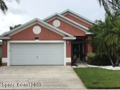 3853 San Miguel Lane, Rockledge, FL 32955 - MLS#: 815806