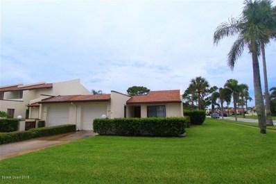 424 Hawthorne Court, Indian Harbour Beach, FL 32937 - MLS#: 815847