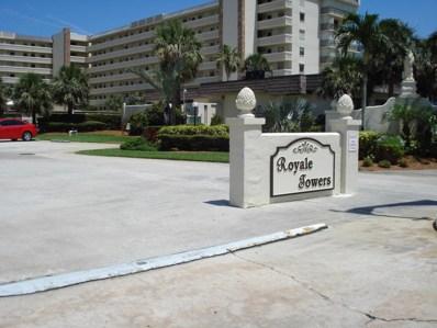 1830 N Atlantic Avenue UNIT C-407, Cocoa Beach, FL 32931 - MLS#: 815885