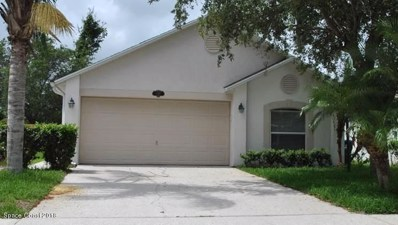 2197 Redwood Circle, Palm Bay, FL 32905 - MLS#: 815907