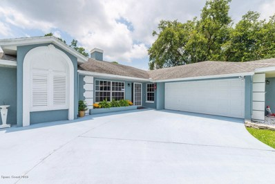 1534 Nebraska Street, Palm Bay, FL 32907 - MLS#: 815952