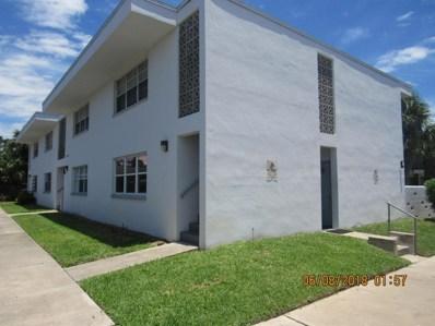 8401 N Atlantic Avenue UNIT 2, Cape Canaveral, FL 32920 - MLS#: 816043