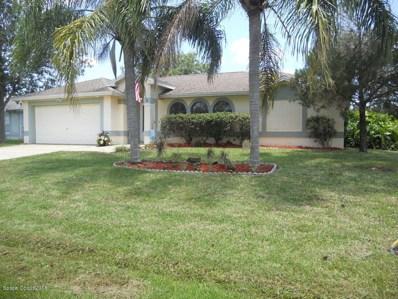 1115 Brickell Street, Palm Bay, FL 32909 - MLS#: 816068