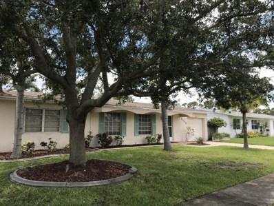 2135 Garnet Court, Merritt Island, FL 32953 - MLS#: 816078