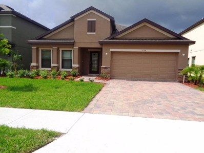 1104 Musgrass Circle, West Melbourne, FL 32904 - MLS#: 816126