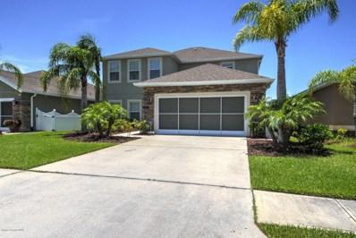 2392 Snapdragon Drive, Palm Bay, FL 32907 - MLS#: 816140