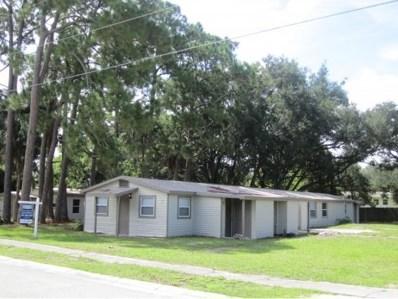 1565 Violet Avenue UNIT C, Titusville, FL 32796 - MLS#: 816169