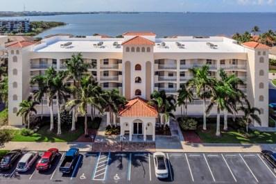 551 Casa Bella Drive UNIT 206, Cape Canaveral, FL 32920 - MLS#: 816172