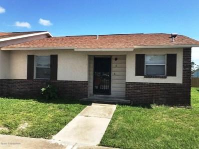 1514 Clearlake Road UNIT 5, Cocoa, FL 32922 - MLS#: 816233