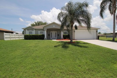 1100 Douglas Street, Palm Bay, FL 32909 - MLS#: 816257