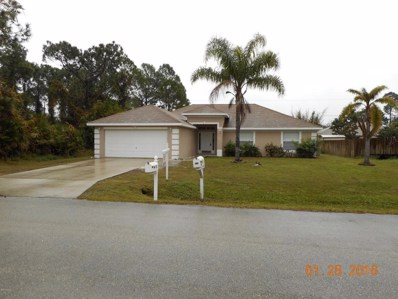 171 NE Browning Avenue, Palm Bay, FL 32907 - MLS#: 816265