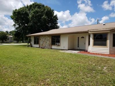526 Borraclough Avenue, Palm Bay, FL 32907 - MLS#: 816311