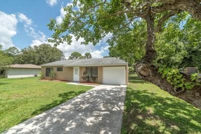 967 Zamora Street, Palm Bay, FL 32909 - MLS#: 816354