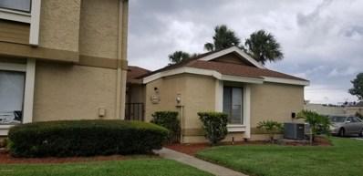 1491 Sheafe Avenue UNIT 106, Palm Bay, FL 32905 - MLS#: 816421