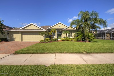 4814 Pinot Street, Rockledge, FL 32955 - MLS#: 816432
