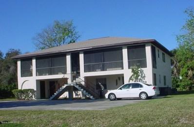 2280 Fox Hollow Drive, Titusville, FL 32796 - MLS#: 816528