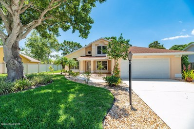 4475 Willow Bend Drive, Melbourne, FL 32935 - MLS#: 816552