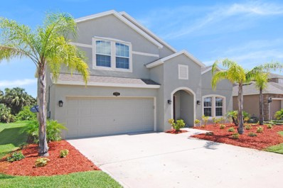 2126 NW Snapdragon Drive, Palm Bay, FL 32907 - MLS#: 816568