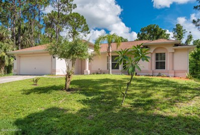 1357 Giddings Street, Palm Bay, FL 32908 - MLS#: 816570