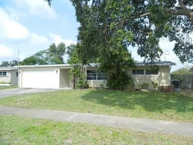 275 Antigua Drive, Merritt Island, FL 32952 - MLS#: 816609