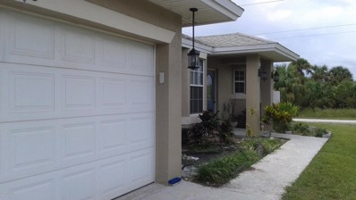 498 Gantry Street, Palm Bay, FL 32908 - MLS#: 816621