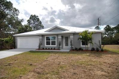 870 Lilac Street, Palm Bay, FL 32909 - MLS#: 816624
