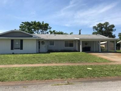 880 Hampton Drive, Palm Bay, FL 32905 - MLS#: 816639