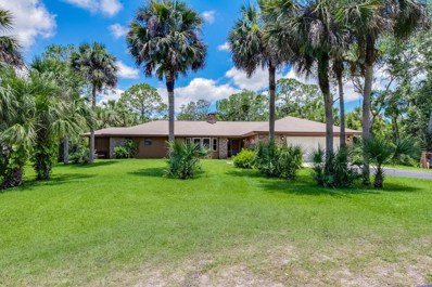 4440 Deerwood Trail, Melbourne, FL 32934 - MLS#: 816648