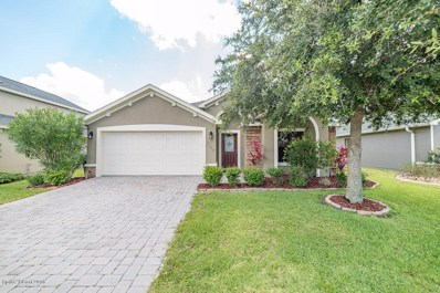 3673 Garrett Drive, Rockledge, FL 32955 - MLS#: 816659