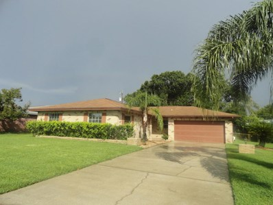 1731 Country Club Drive, Titusville, FL 32780 - MLS#: 816660