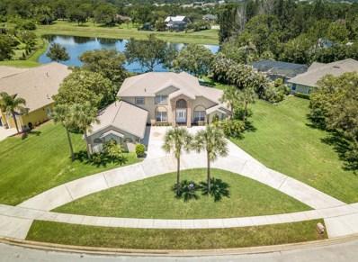 1307 Avalon Drive, Rockledge, FL 32955 - MLS#: 816703