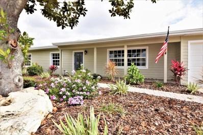 570 Timuquana Drive, Merritt Island, FL 32953 - MLS#: 816707